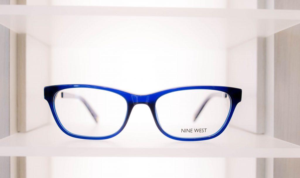 Blue Nine West Frame