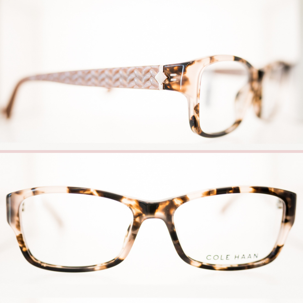 Cole Haan Plastic Frame